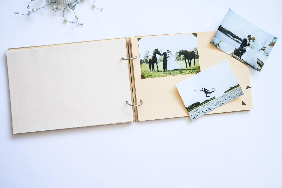 Foto albums, Dizains Nr.18