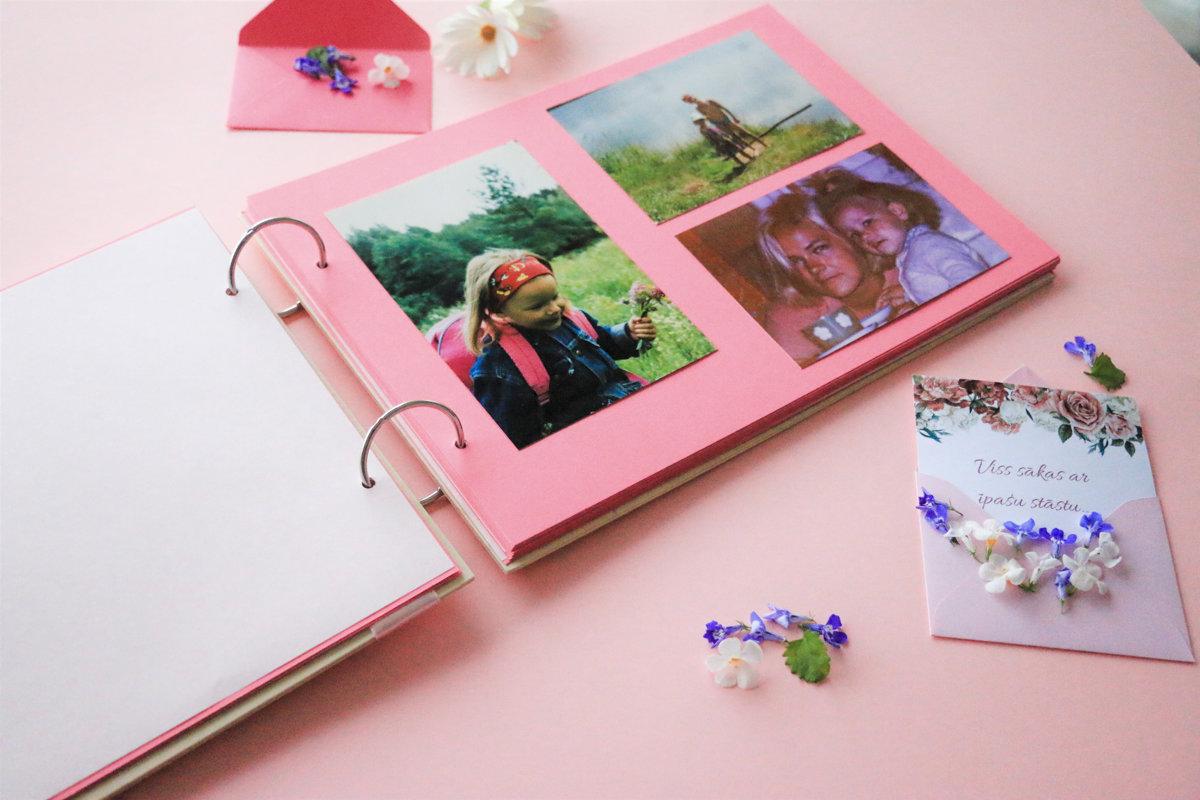 Foto albums, Dizains Nr.31