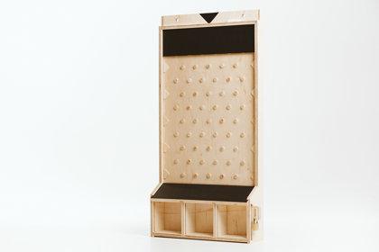 Gatavs ChoiceBox, Dizains Nr.1