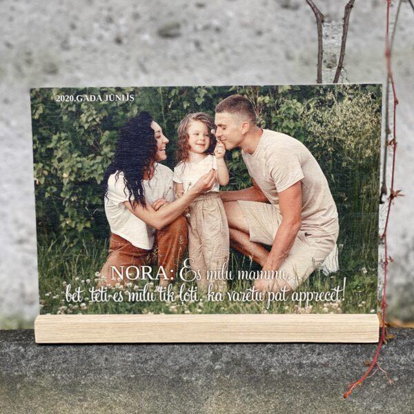 Foto druka izmērā 15x21cm