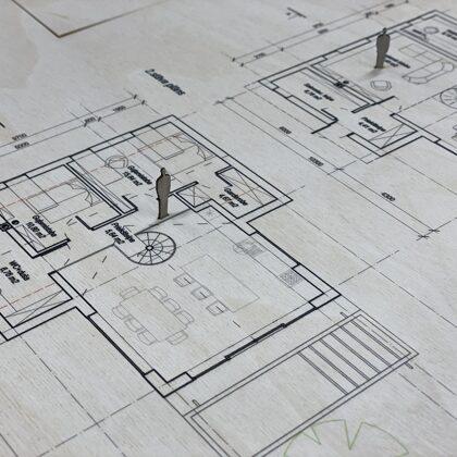 Arhitektu maketi